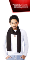 RENDER TAMER HOSNY by younessdesigns