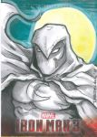 Moon Knight by DKHindelang