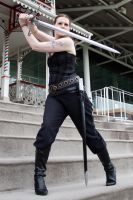 Sword pose stock 46 by Random-Acts-Stock
