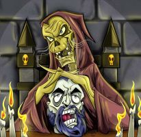 My ole' Pal: The Crypt Keeper by Werecat-Studios