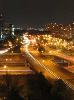 City o Lights by intangible