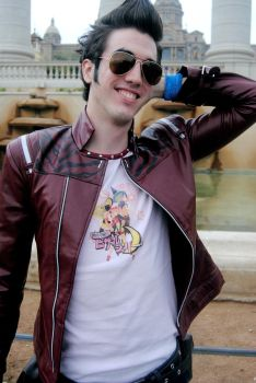 Travis Touchdown by MakiMike