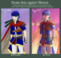 Draw This Again - Ike by tigeatoray