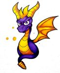 Spyro the Dragon by TwistedLunar