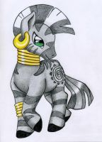 Zecora by DarkCherry87