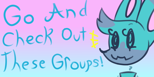 Group.. thing. (x2) by SunShine-SodaShy
