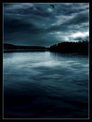Dark Water by Apha-Photo