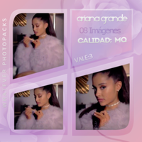 Photopack de Ariana Grande by iLightWonderful