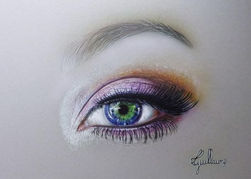 oeil by personnedali