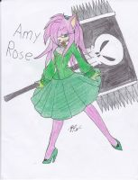amy rose the nursemaid by shania-the-wolf