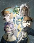 Aspect Comic Cover 2 by cmrollins