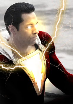 Shazam edited by Quocantran by quocantran