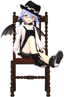 .: CASUAL REMILIA :. by TsukiChanP