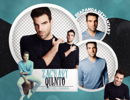 Pack Png 606 // Zachary Quinto by BEAPANDA