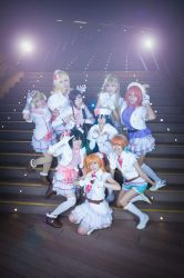 Love Live! Snow Halation - Heart by ruby-hearts
