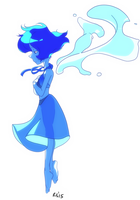 RS Lapis Sketch (Updated) by MadAsThyHatter