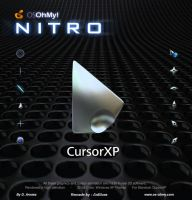 OHMY! Nitro Cursor I by AnBlues