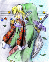 Song of Storms,Ocarina Songs-TLOZ OCARINA OF TIME by MeleevsBrawl