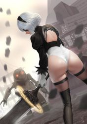 NieR:Automata by YaeGraam