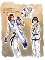 Training session by kicky