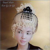 Pearl Hair for G3/G8 by Prae by FantasiesRealmMarket