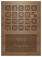 Social Engrave by TheDrake92
