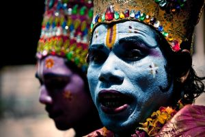 Devotional Ecstasy: The Brothers by vwake