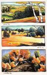autumn Landscape thumbnails by Iraville