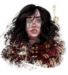 Harriet Potter and the Genderbend Trend by MyArtFlaws