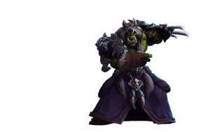 Rehgar - Heroes of the Storm by PlanK-69