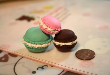 French Macarons by PetiteWishes
