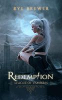 Book Cover I - Redemption by MirellaSantana