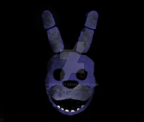 [FNAF FAN ART] Bonnie by SwynArt