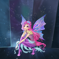 Zoe Dreamix Couture by HimoMangaArtist
