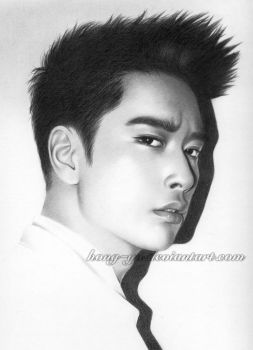 Hwang Chan Sung 1 by Hong-Yu