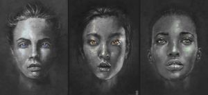 Face Study by IvanChanCL