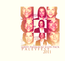 Jared Padalecki Icon Pack by jennalynn123