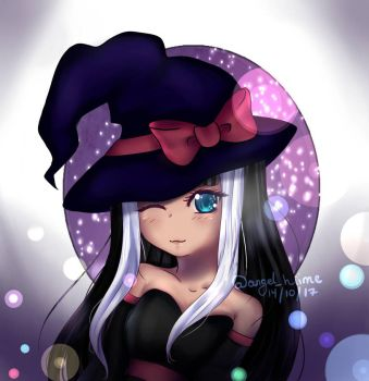 Witch Charlotte! by AngelHiime