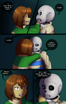 Curiousity Pg24 by GhostLiger