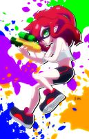 Splatoonish INK by OppaiHobby