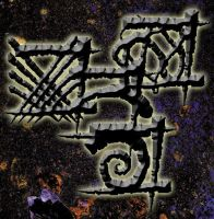 Possessed Glyphs by uhlrik
