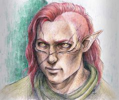 Enlil Lavellan again by Vicdin