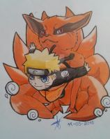 Naruto! by maryfer-1909