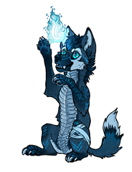 Chibi commission-Siphran by Canis-Infernalis