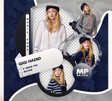 PACK PNG 790| GIGI HADID by MAGIC-PNGS