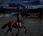 Baroness von Altered by HorseFoal
