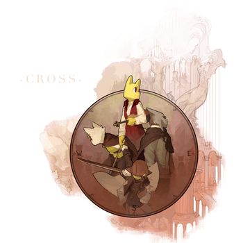 Cross by HotaruArc