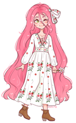[P] bohemian spring witch by mellowshy