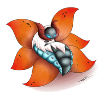 pokemon Volcarona