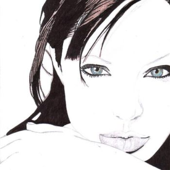 WIP2..Angelina Jolie 2 by BLena